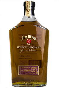 Jim Beam Signature Craft Brandy Finish. Photo ©2014 by Mark Gillespie.