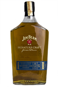 Jim Beam Signature Craft Quarter Cask, Photo ©2014 by Mark Gillespie.