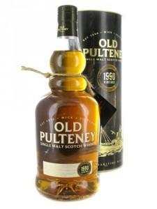 Old Pulteney 1990, the winner of the 2014 Spirit of Whisky Fringe Award. Image courtesy Royal Mile Whiskies.