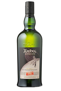 The 2014 edition of Ardbeg Supernova. Image courtesy The Glenmorangie Company.