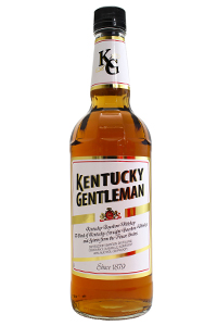 Kentucky Gentleman Bourbon. Image courtesy Sazerac.