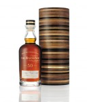 The Balvenie Cask #4567 with its handcrafted case. Image courtesy William Grant & Sons.