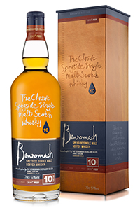 Benromach 100 Proof. Image courtesy Gordon & MacPhail.