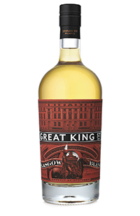 Great King Street Glasgow Blend from Compass Box. Image courtesy Compass Box.