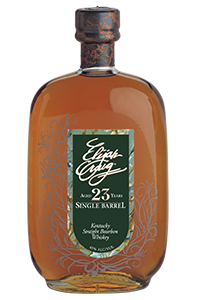Elijah Craig 23-Year-Old Single Barrel Bourbon. Image courtesy Heaven Hill.