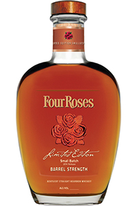 Four Roses 2014 Limited Edition Small Batch Bourbon. Image courtesy Four Roses.