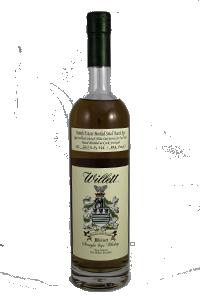 Willett Family Estate Bottled Small Batch Rye. Photo ©2015 by Mark Gillespie.
