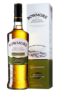 Bowmore Small Batch. Image courtesy Morrison Bowmore Distillers.