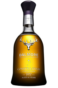 The Dalmore Constellation 1971 Cask #2. Image courtesy Whyte & Mackay.
