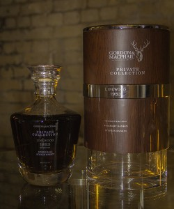 Gordon & MacPhail Private Collection Ultra 1953 Linkwood. Photo ©2014 by Mark Gillespie.