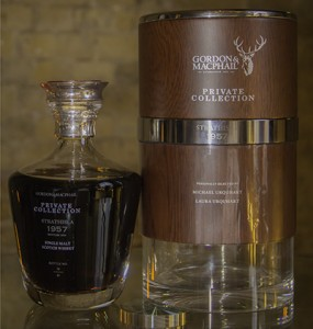 Gordon & MacPhail Private Collection Ultra 1957 Strathisla. Photo ©2014 by Mark Gillespie.