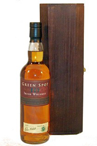 Green Spot 10 Year Old. Image courtesy Celtic Whiskey Shop.
