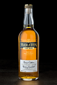 Midleton Very Rare 30th Anniversary Pearl Edition. Image courtesy Irish Distillers Pernod Ricard.
