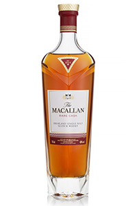 The Macallan Rare Cask. Image courtesy The Macallan/Edrington.