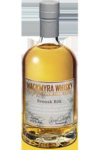Mackmyra Svensk Rök Single Malt Whisky. Image courtesy Mackmyra Distillery.