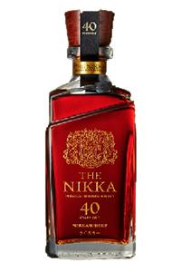 The Nikka 40. Image courtesy Nikka Whisky.