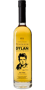 Penderyn Icons of Wales Dylan. Image courtesy The Welsh Whisky Company.