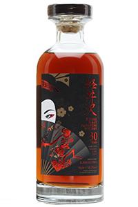 Karuizawa 30 Sherry Cask. Image courtesy Speciality Drinks Ltd.