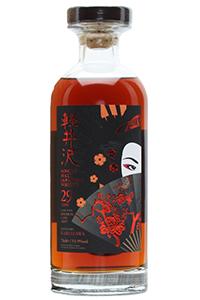 Karuizawa 29 Bourbon Cask. Image courtesy Speciality Drinks Ltd.