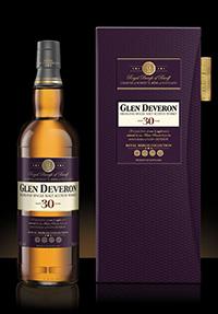 Glen Deveron 30. Image courtesy Dewar's/Glen Deveron.