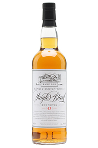 Ben Nevis 1970 Single Blend. Image courtesy Speciality Drinks, Ltd. & The Whisky Exchange.