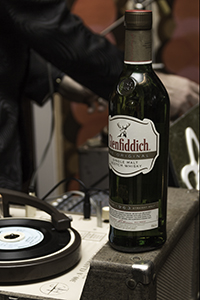 The Glenfiddich Original. Photo ©2014 by Mark Gillespie.