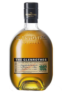The Glenrothes 1992 Vintage Second Edition. Image courtesy Berry Bros. & Rudd.
