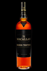 The Macallan Masters of Photography Mario Testino Edition. Image courtesy The Macallan/Edrington.