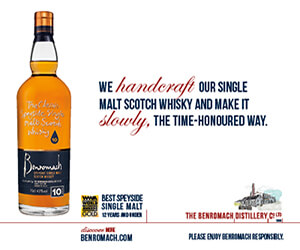 Benromach Single Malt Scotch Whisky