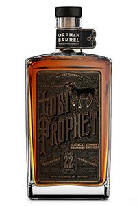 Orphan Barrel Lost Prophet Bourbon. Image courtesy Diageo.