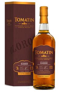 Tomatin Cuatro Oloroso Highland Single Malt Scotch Whisky. Image courtesy Tomatin.