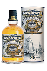 Rock Oyster Blended Malt. Image courtesy Douglas Laing & Co.