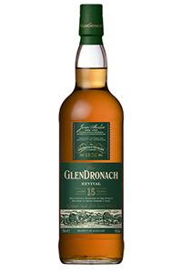 GlenDronach Revival Highland Single Malt. Image courtesy GlenDronach.