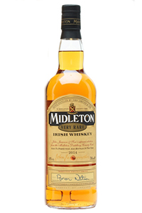 Midleton Very Rare 2014. Image courtesy Irish Distillers Pernod Ricard.
