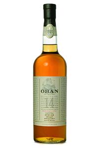 Oban 14-Year-Old Highland Single Malt. Image courtesy Diageo.
