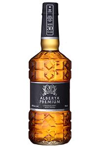 Alberta Premium 30 Year Old Canadian Whisky. Image courtesy Alberta Distillers.