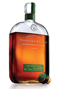 Woodford Reserve Straight Rye. Image courtesy Woodford Reserve/Brown-Forman.