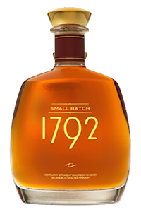 1792 Small Batch Bourbon. Image courtesy Sazerac.