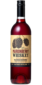 Eastside Distilling Oregon Marionberry Whiskey. Image courtesy Eastside Distilling.