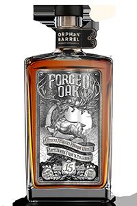 Orphan Barrel Forged Oak Bourbon. Image courtesy Diageo.
