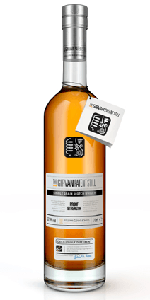 Girvan Proof Strength Single Grain Scotch Whisky. Image courtesy William Grant & Sons.