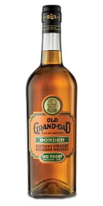 Old Grand-Dad Bonded Bourbon. Image courtesy Beam Suntory.