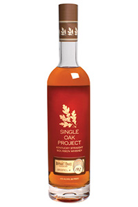 Buffalo Trace's Single Oak Project Bottle #192. Image courtesy Buffalo Trace.