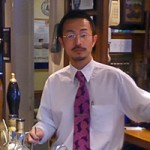 Tatsuya Minagawa of the Highlander Inn in a 2010 file photo. ©2010 Mark Gillespie.
