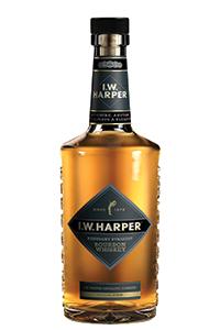 I.W. Harper Bourbon. Image courtesy Diageo.