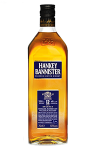 Hankey Bannister Regency 12 Years Old. Image courtesy Inver House Distillers.