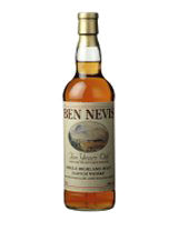 Ben Nevis 10 Years Old. Image courtesy Ben Nevis Distillery.