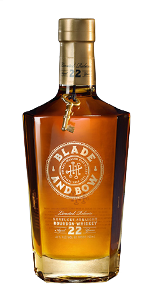 Blade And Bow 22 Year Old Bourbon. Image courtesy Diageo.