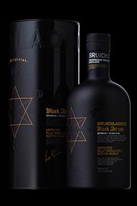 Bruichladdich Black Art 4.1 Islay Single Malt Scotch Whisky. Image courtesy Bruichladdich.