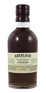 Aberlour A'Bunadh. Photo ©2015 by Mark Gillespie.